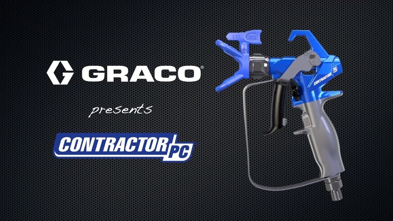 Poză CONTRACTOR PC AIRLESS SPRAY GUNS